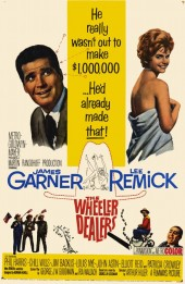 THE WHEELER DEALERS 1963, Filmways Pictures