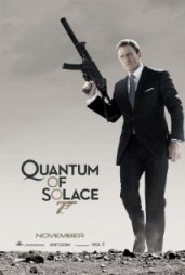 QUANTUM OF SOLACE 2008, MGM & Columbia Pictures