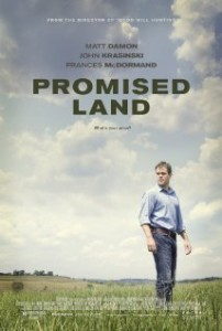 Promised Land Poster 2013