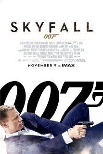 Skyfall Poster 2012