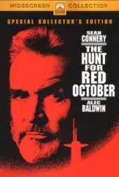 The Hunt for Red October Poster 1990