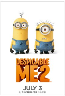 DESPICABLE ME 2 2013, Universal Pictures