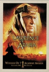 LAWRENCE OF ARABIA 1962, Columbia Pictures