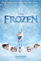 FROZEN 2013, Walt Disney Studios