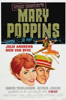 MARY POPPINS 1964, Walt Disney