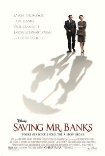 SAVING MR. BANKS 2013, Walt Disney Studios
