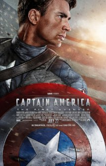 CAPTAIN AMERICA: THE FIRST AVENGER 2011, Paramount