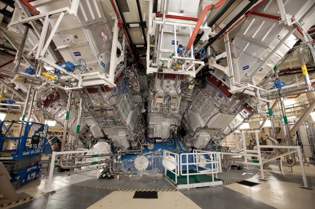 Courtesy Lawrence Livermore National Labs, National Ignition Facility